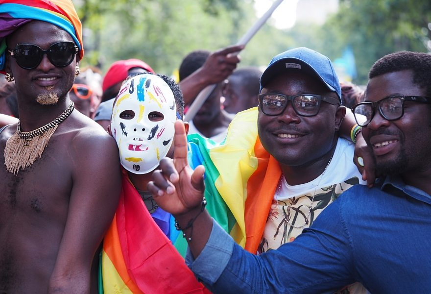 LGBTQ+ Groups Shifts Focus Of Pride Events To Racial Justice