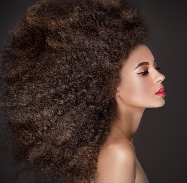 Mixed Race Hair