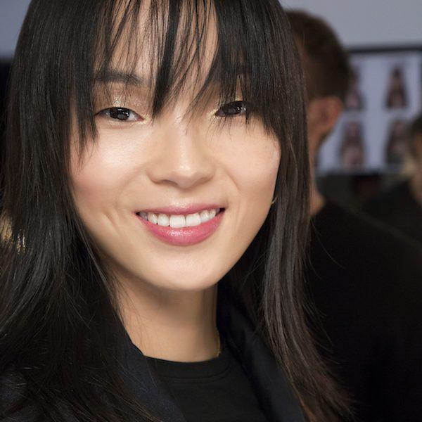 Photo: Model Xiao Wen Ju, Anna Sui - Imaxtree