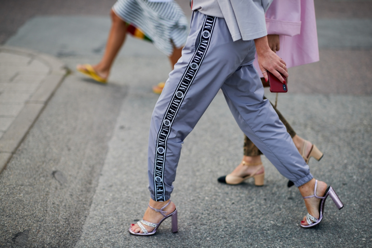 Language In 45 And 47 Stella Street: Copenhagen Women's Shoes Street Style Fashion Week Spring
