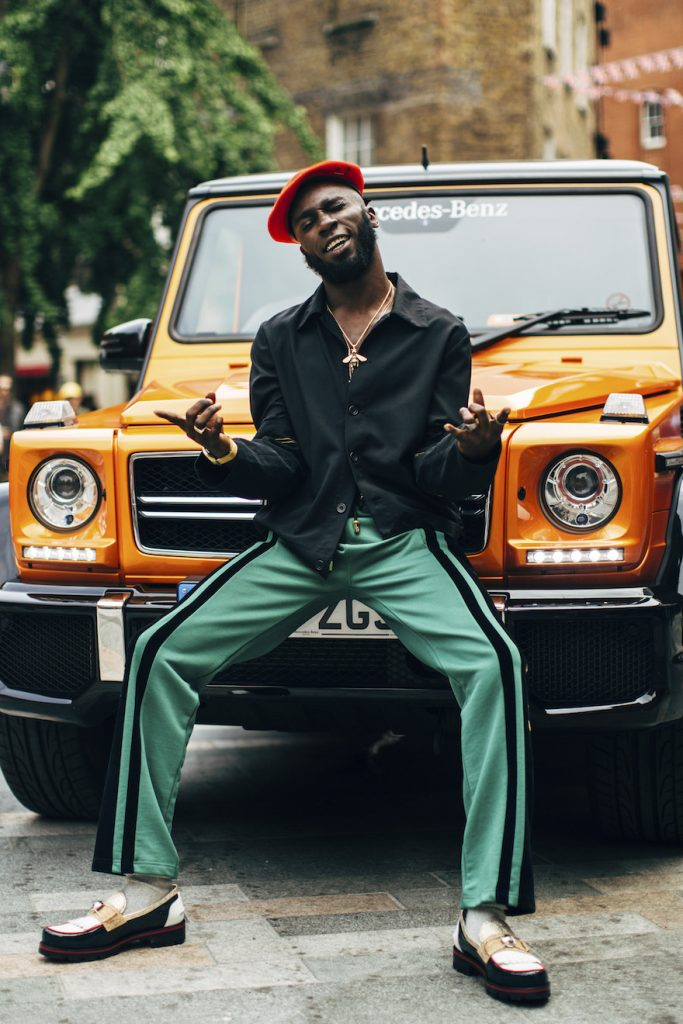 Men Street Style From London Fashion ss19