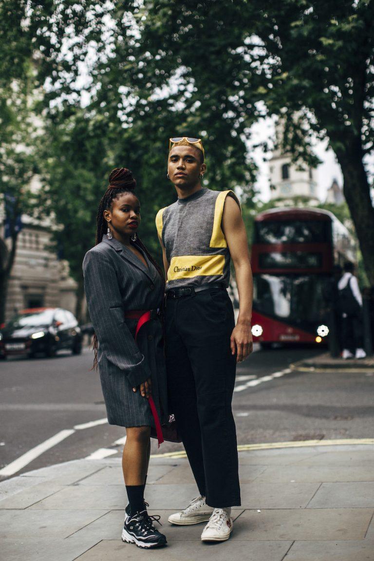 Men Street Style From London Fashion Week