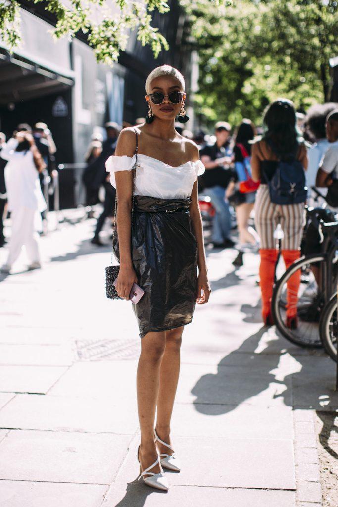 Women Street Style From London Fashion Week