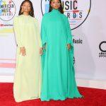 American Music Awards 2018 Celebrity Fashion