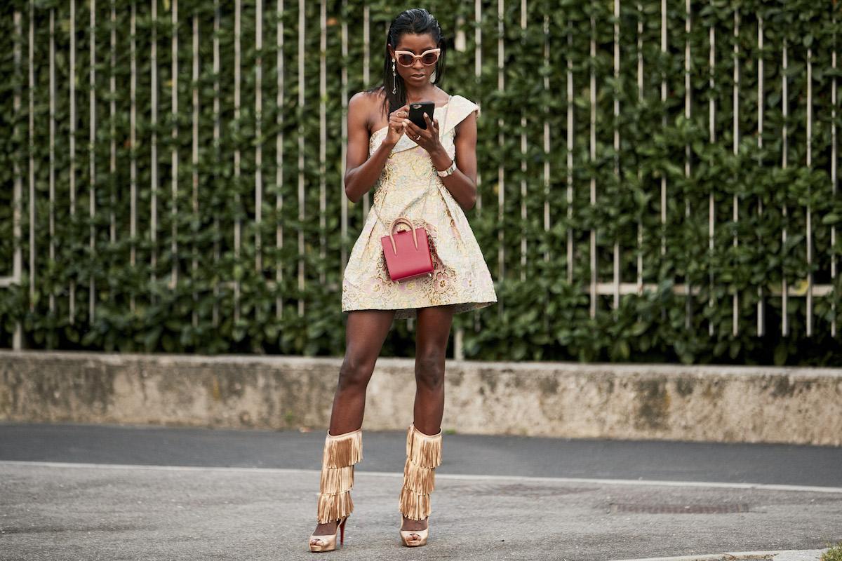 Street Style Milan Fashion Week SS19 | Women