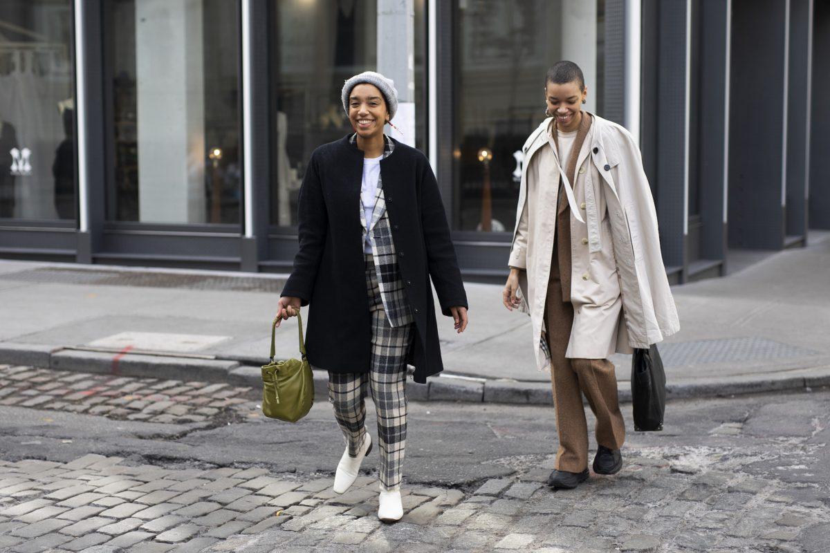 Street Style New York Fashion Week AW20   Women