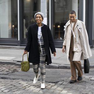Best Street Style New York Fashion Week SS19 | Women