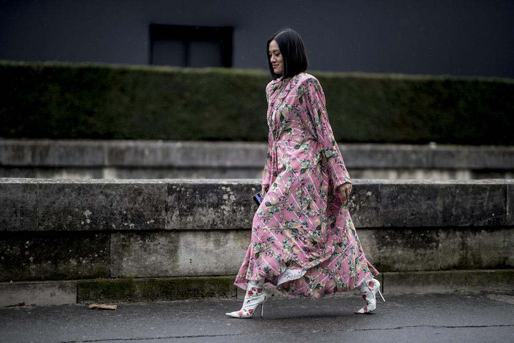 Street Style Paris Fashion Week AW20