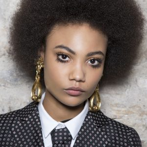 Afro Hairstyles 2019, SS19 Shows | Women