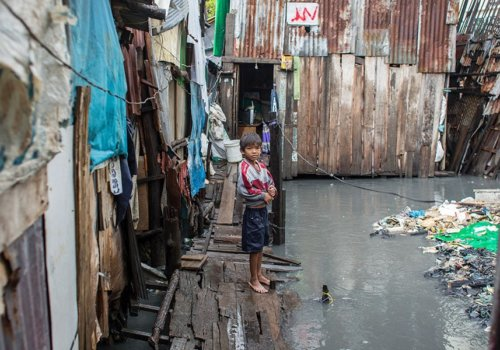 world's slums