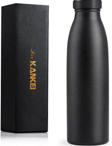 Love-KANKEI Water Bottle Vacuum Insulated Bottle
