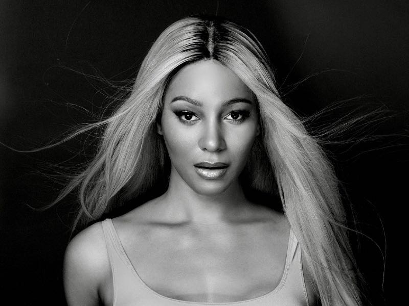 black transgender model