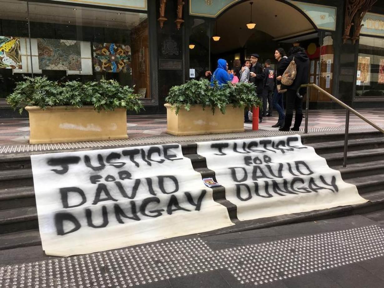 Indigenous Australians Protests