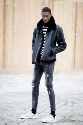 Street Style Paris Fashion Week AW19 | Men