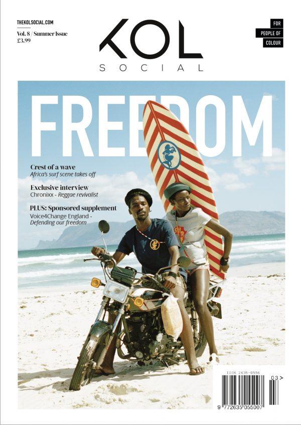 Vol 8 Summer Issue KOL Social